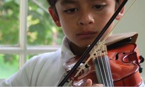 Suzuki violin & cello  instruction